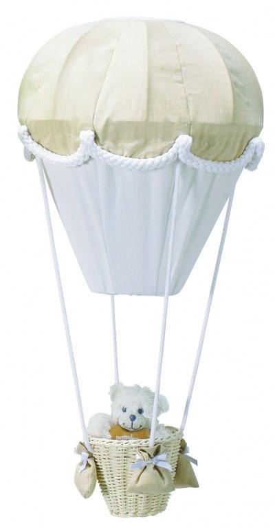lustre montgolfiere domiva momentbebe. Black Bedroom Furniture Sets. Home Design Ideas