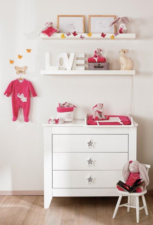 tapis de chambre coton anna et pili noukies momentbebe. Black Bedroom Furniture Sets. Home Design Ideas