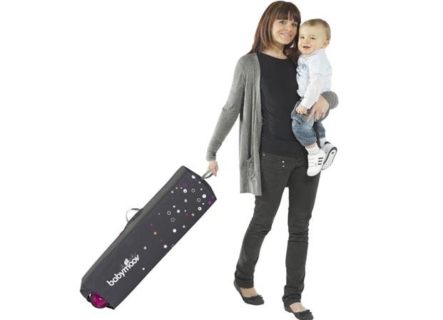 lit parapluie babymoov sweet night momentbebe. Black Bedroom Furniture Sets. Home Design Ideas