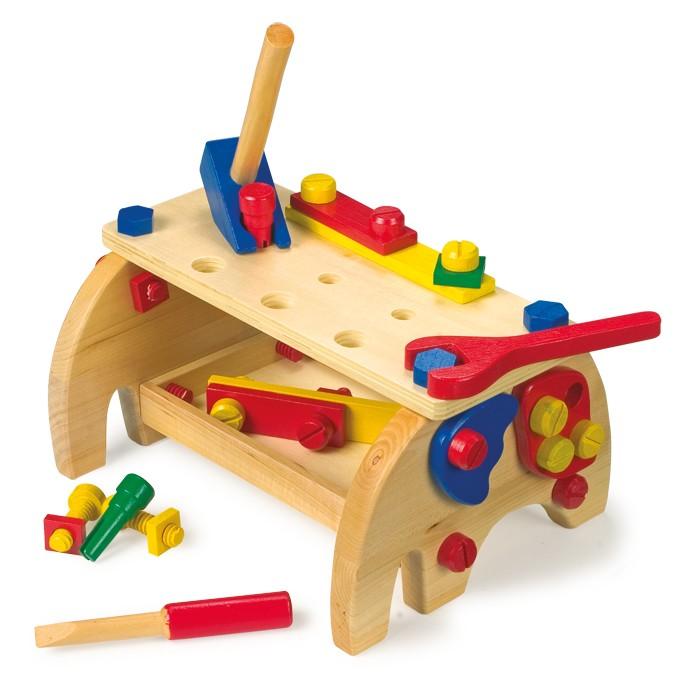 Tabli l phant en bois legler momentbebe - Juguetes infantiles para jardin ...