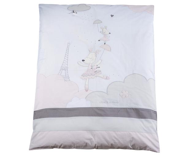 Parure de lit housse de couette magasin en ligne pour b b for Housse de couette pour lit bebe