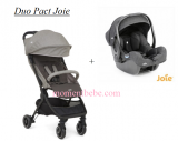 DUO POUSSETTE PACT + COSY I-GEMM I-size JOIE