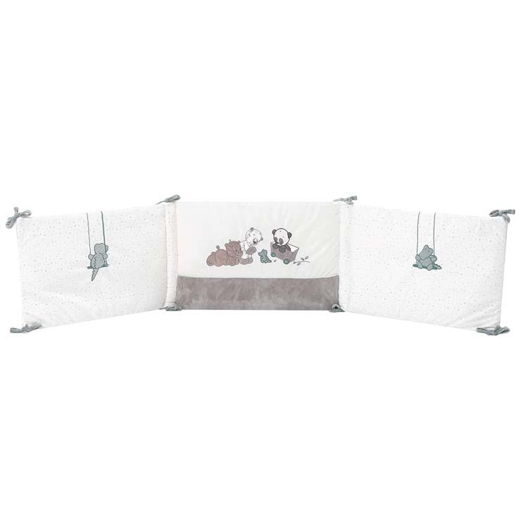 tour de lit momentbebe. Black Bedroom Furniture Sets. Home Design Ideas
