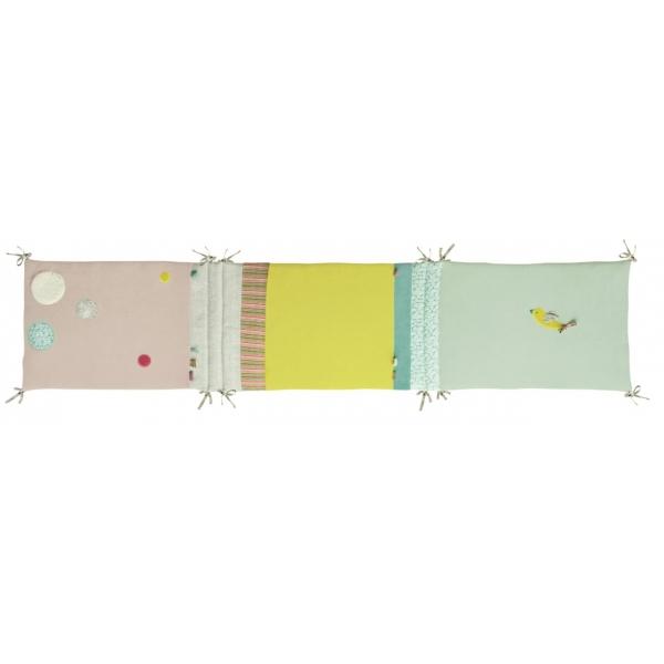tour de lit les pachats moulin roty magasin en ligne il t b b. Black Bedroom Furniture Sets. Home Design Ideas