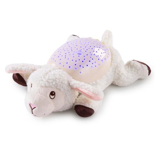 Veilleuse projecteur d 39 etoiles musicale mouton summer - Veilleuse projecteur etoile ...