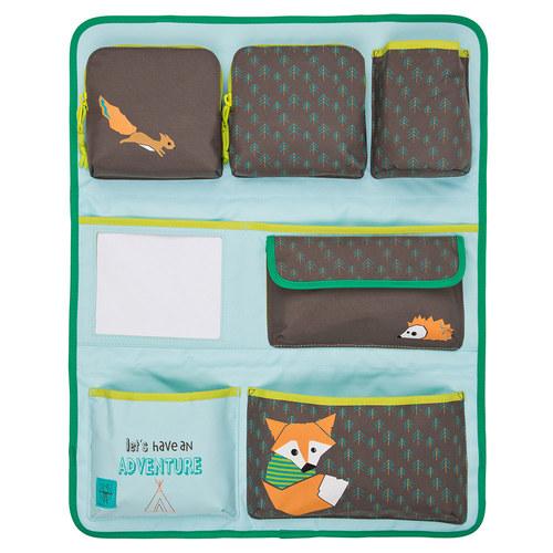 Vide poches de voiture little tree renard fox lassig magasin en ligne il t - Vide poche voiture bebe ...
