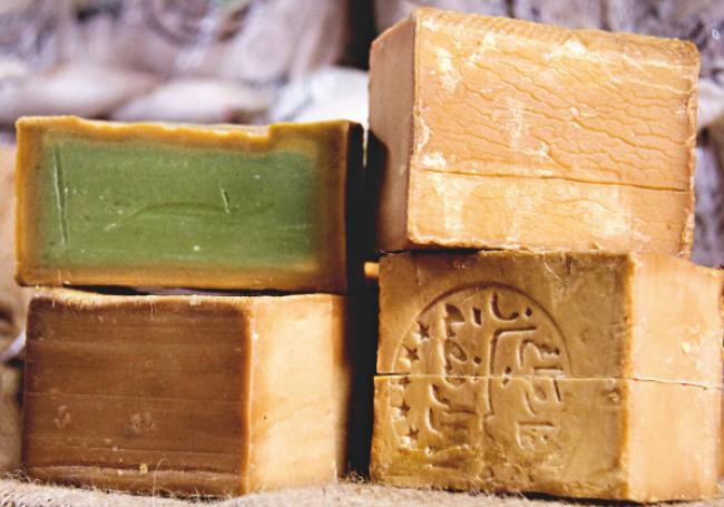 savon d'alep fabrication artisanal
