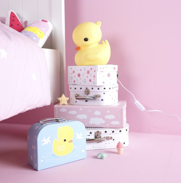 Little Company Lampe Canard De Lovely Chevet qUzVGLMSp