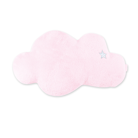 coussin d coration nuage softy cloud rose pale bemini momentbebe. Black Bedroom Furniture Sets. Home Design Ideas