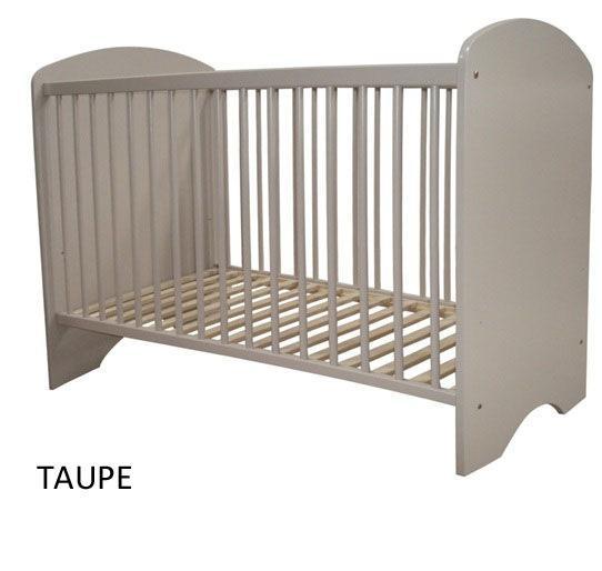 lit bebe 60 x 120 sweety poyet motte momentbebe. Black Bedroom Furniture Sets. Home Design Ideas