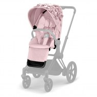 PACK SIEGE LUXE PRIAM SIMPLY FLOWERS CYBEX