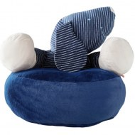 A&J POUF SOFA ENFANT ASTON FANCY DOGS NOUKIES