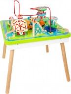 TABLE DE JEU PARC D'ATTRACTIONS 3 EN 1 EN BOIS SMALL FOOT