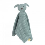 DOUDOU-COUVERTURE Little Chums Chien COTON BIO LÄSSIG