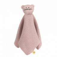DOUDOU-COUVERTURE Little Chums Souris COTON BIO LÄSSIG