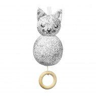 SUSPENSION MUSICALE DOTS OF FAUNA KITTY ELODIE DETAILS