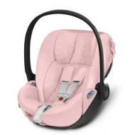 COQUE ALLONGEABLE CLOUD Z I-SIZE SIMPLY FLOWERS PINK CYBEX