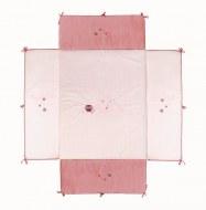 TAPIS DE PARC AVEC REBORDS 75 x 95cm ADELINE ET VALENTINE NATTOU