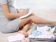 Les essentiels pour la naissance