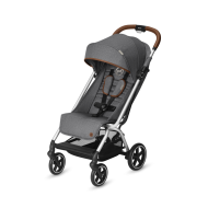 POUSSETTE EEZY S + DENIM- DENIM MANHATTAN GREY CYBEX