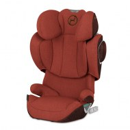 SIEGE-AUTO gpe 2/3 SOLUTION Z I-FIX AUTUMN GOLD RED PLUS CYBEX