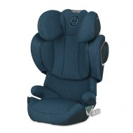 SIEGE-AUTO gpe 2/3 SOLUTION Z I-FIX MOUNTAIN BLUE PLUS CYBEX