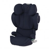 SIEGE-AUTO gpe 2/3 SOLUTION Z I-FIX NAUTICAL BLUE PLUS CYBEX