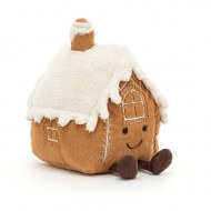 PELUCHE AMUSEABLE GINGERBREAD HOUSE JELLYCAT