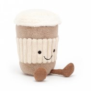 PELUCHE COFFEE-TO-GO CAFÉ AMUSEABLE JELLYCAT