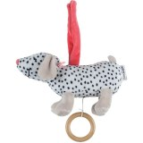 A&Z PELUCHE MUSICALE MINI CHIEN AMY FANCY DOGS NOUKIES