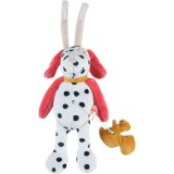 A&Z PELUCHE MUSICALE GRAND MODELE CHIEN ZOÉ FANCY DOGS NOUKIES