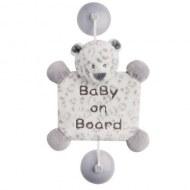 BABY ON BOARD LÉA  NATTOU