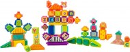 BLOCS DE CONSTRUCTION PICOT/ BOIS SAFARI SMALL FOOT LEGLER