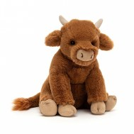 PELUCHE CALLIE VACHE medium JELLYCAT