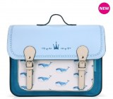 CARTABLE BALEINE LES ENFANTS ROIS LABEL'TOUR