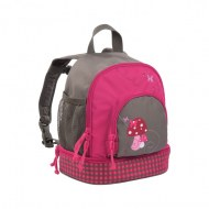 SAC A DOS MINI BACKPACK MUSHROOM MAGENTA LÄSSIG