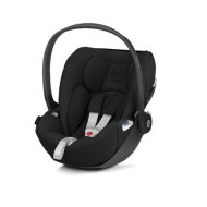 COQUE ALLONGEABLE CLOUD Z I-SIZE DEEP BLACK CYBEX