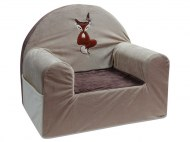 FAUTEUIL CLUB INDIAN SPIRIT LES CHATOUNETS