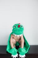 CAPE DE BAIN ENFANT Dinosaure ZOOCCHINI
