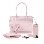 SAC A LANGER SIMPLY FLOWERS PINK CYBEX