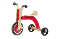 TRICYCLE NATUREL EN BOIS GEUTHER