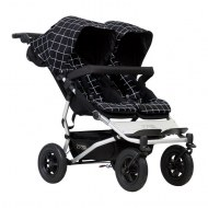 POUSSETTE DOUBLE DUET NEW GRID MOUNTAIN BUGGY