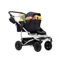 POUSSETTE DUET SINGLE GRID MOUNTAIN BUGGY