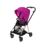 POUSSETTE MIOS FANCY PINK CHASSIS ROSE GOLD CYBEX