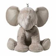 PELUCHE D'EXCEPTION FERDINAND ELEPHANT 60cm TARTINE ET CHOCOLAT