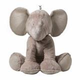 PELUCHE D'EXCEPTION FERDINAND ELEPHANT 90cm TARTINE ET CHOCOLAT