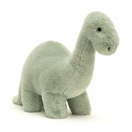 PELUCHE FOSSILY BRONTOSAURE JELLYCAT