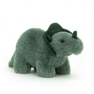 PELUCHE DINOSAURE FOSSILY TRICERATOPS Small JELLYCAT