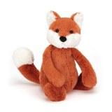 PELUCHE BASHFUL FOX CLUB RENARD medium 31cm JELLYCAT