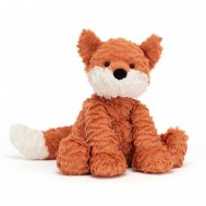 PELUCHE FUDDLEWUDDLE RENARD FOX JELLYCAT